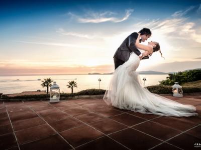Matrimonio Alghero a Villa Mosca
