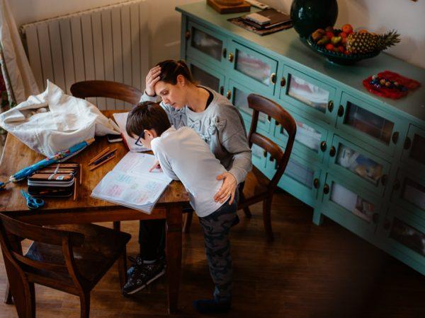 fotogiornalismo famiglia sassari