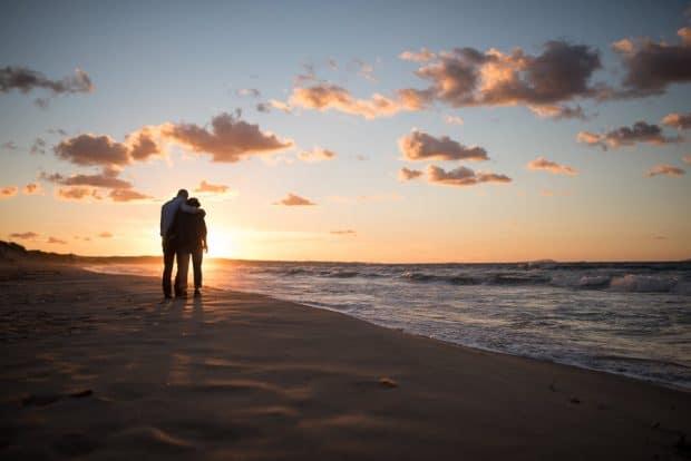 fotografia di fidanzamento
