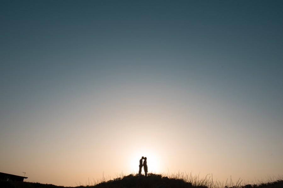 foto di coppia minimal