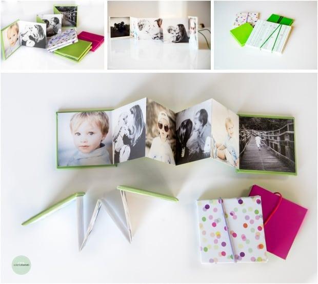 Mini album per bambini