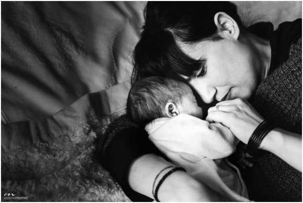 foto neonato sassari