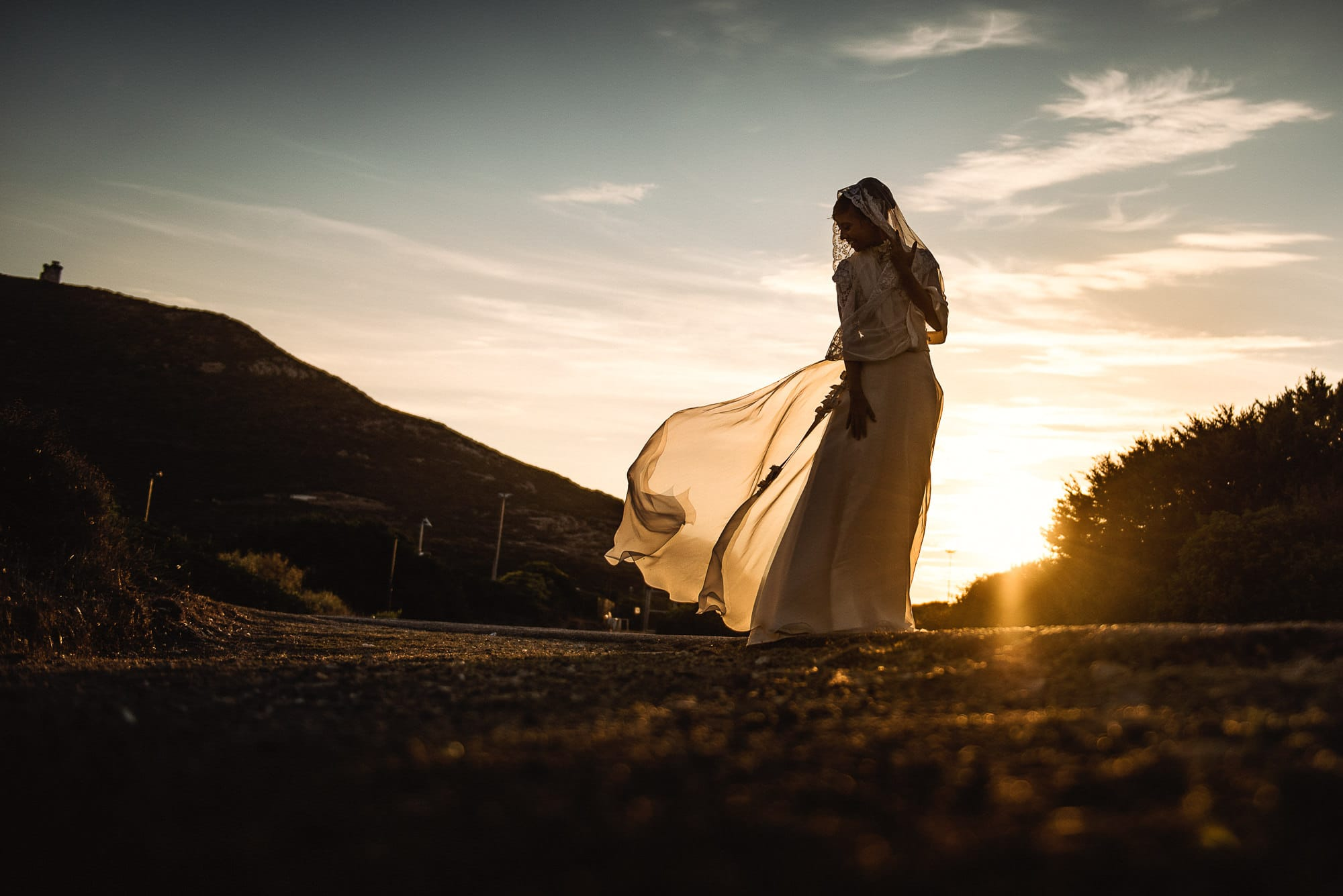 Elopement Sardinia photographer