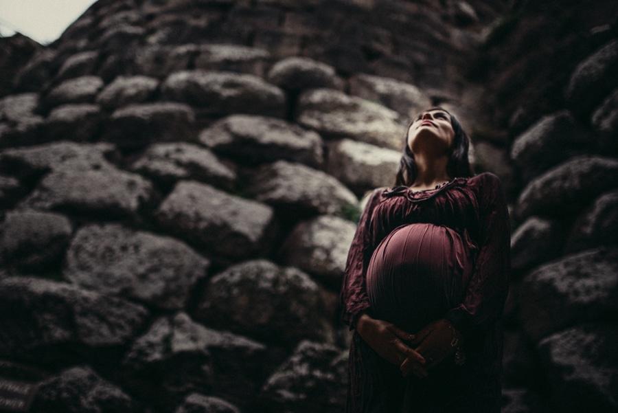 servizio foto maternità sardegna