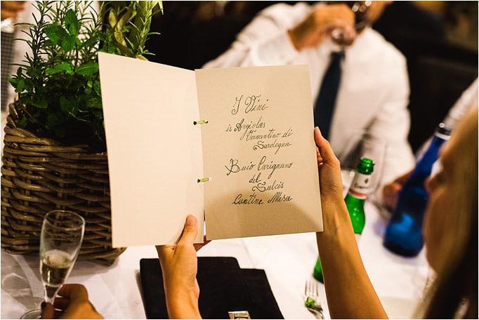 elegant wedding sardinia