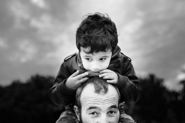 Fotografia di famiglia Sassari