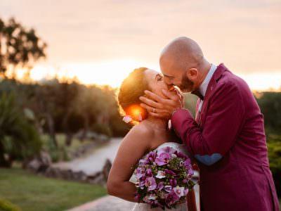 Matrimonio coloratissimo ad Alghero