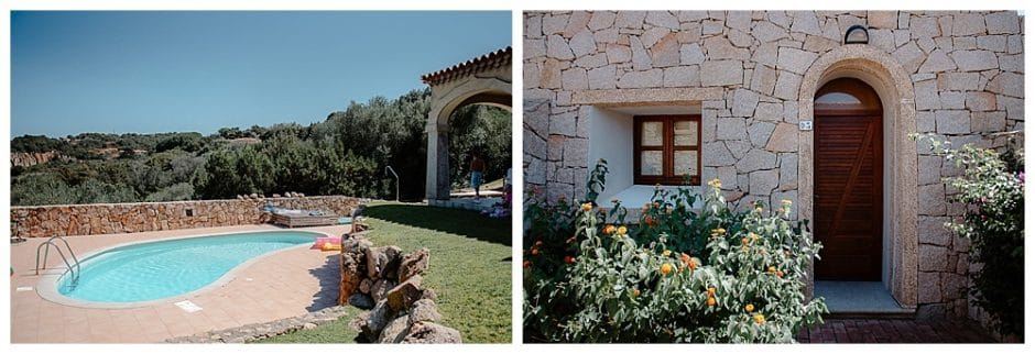 Matrimonio sulla spiaggia. Baja Sardinia Olbia, Sardegna