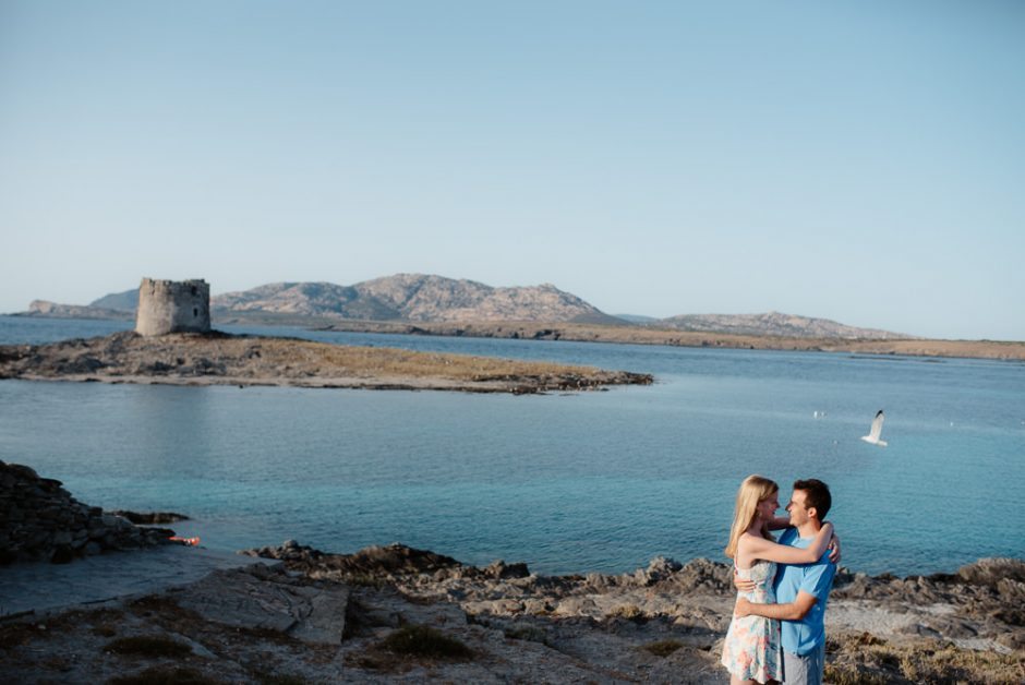 Servizio fotografico proposta di matrimonio in Sardegna