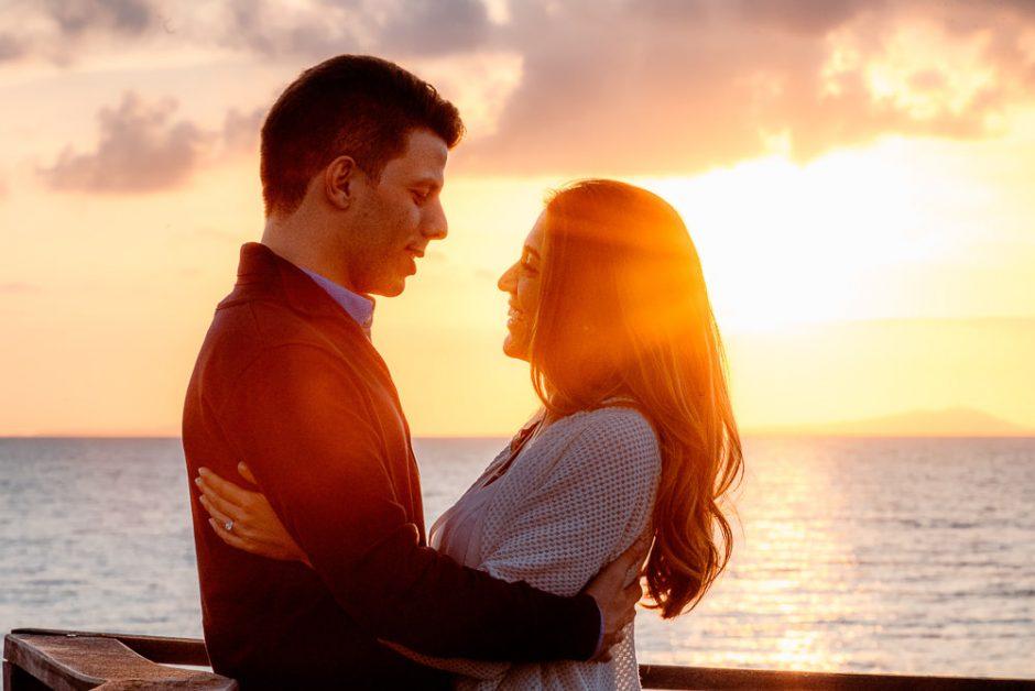 Servizio fotografico proposta di matrimonio. Sardegna