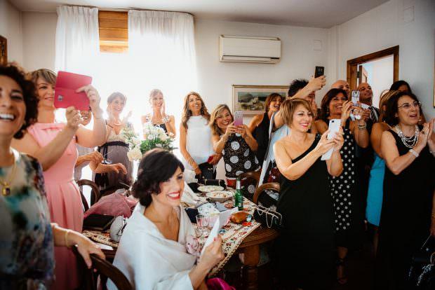 Matrimonio Sassari villa privata