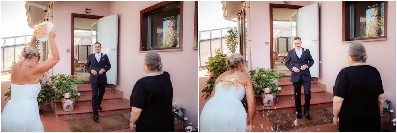 sardinia Boho wedding style