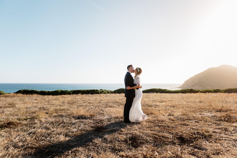 Matrimonio boho chic Alghero