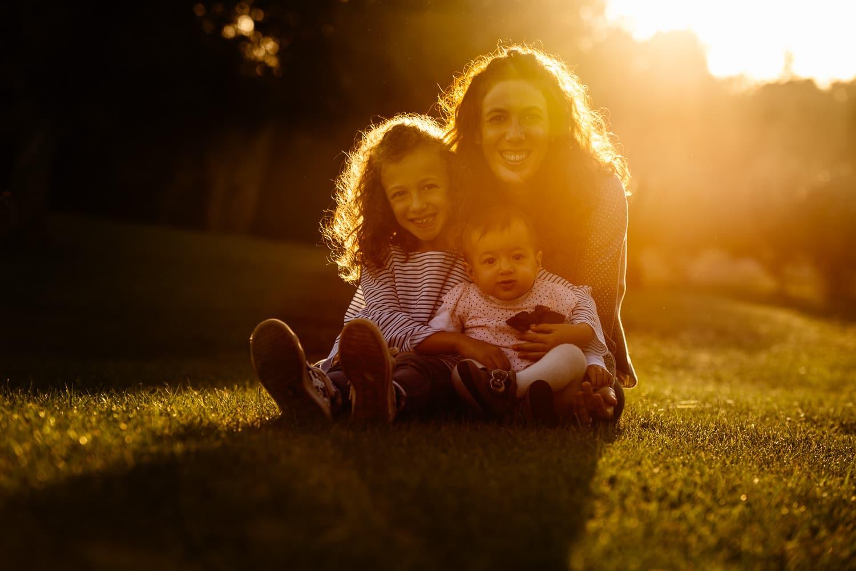 Fotografia di famiglia sardegna