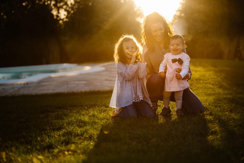 Fotografia di famiglia alghero