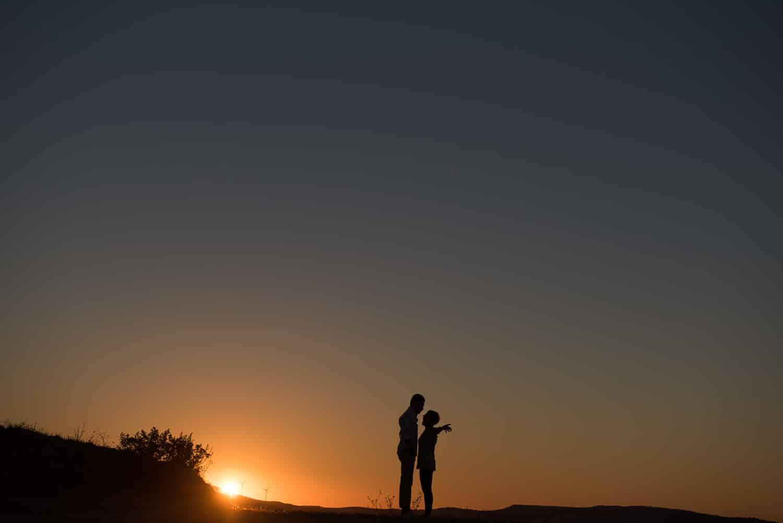 Chiaramonti-Sassari fotografia di coppia