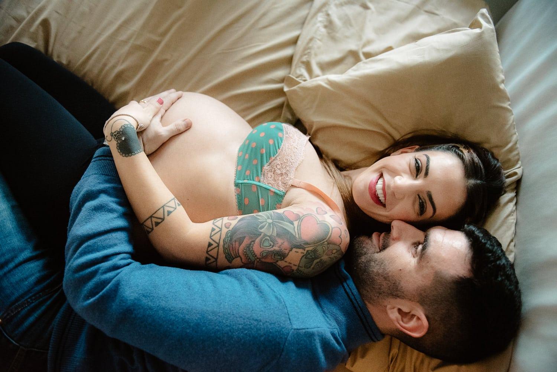 Foto gravidanza Oristano