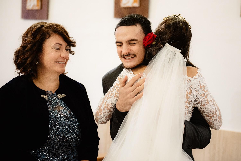 Matrimonio invernale stintinp