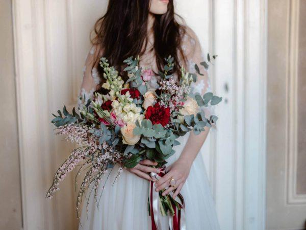 bouquet matrimonio sassar