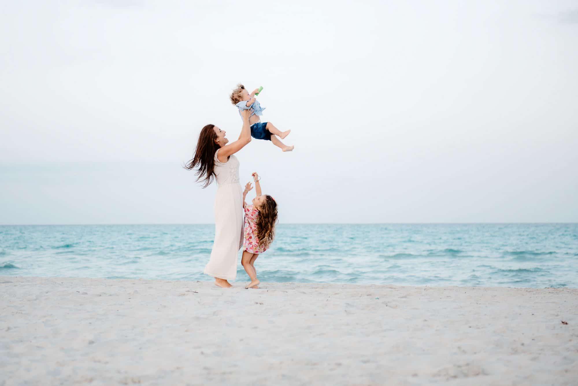 fotografo famiglia costa smeraldo
