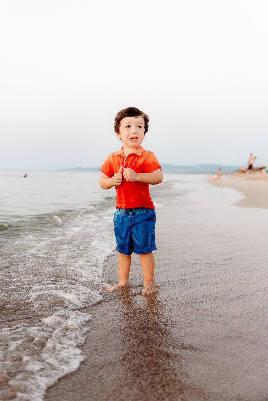 foto al mare sardegna