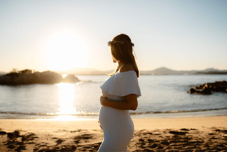 fotografia di matrimonio, maternità, gravidanza e bambini in Sardegna.