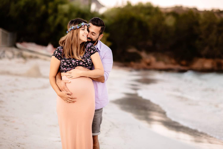 Foto incinta sardegna