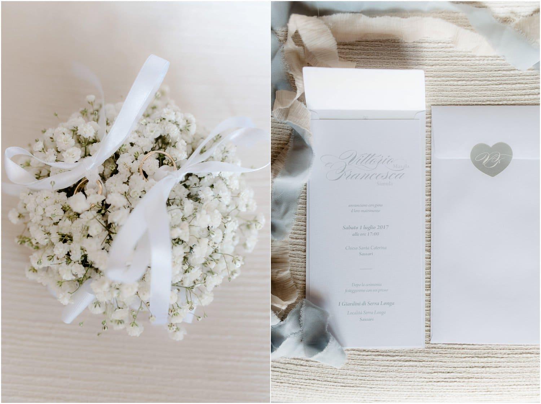 Matrimonio in villa, Sassari.