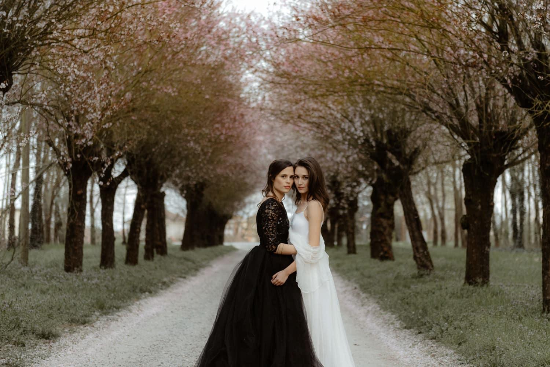Same sex wedding styled sardinia photographer