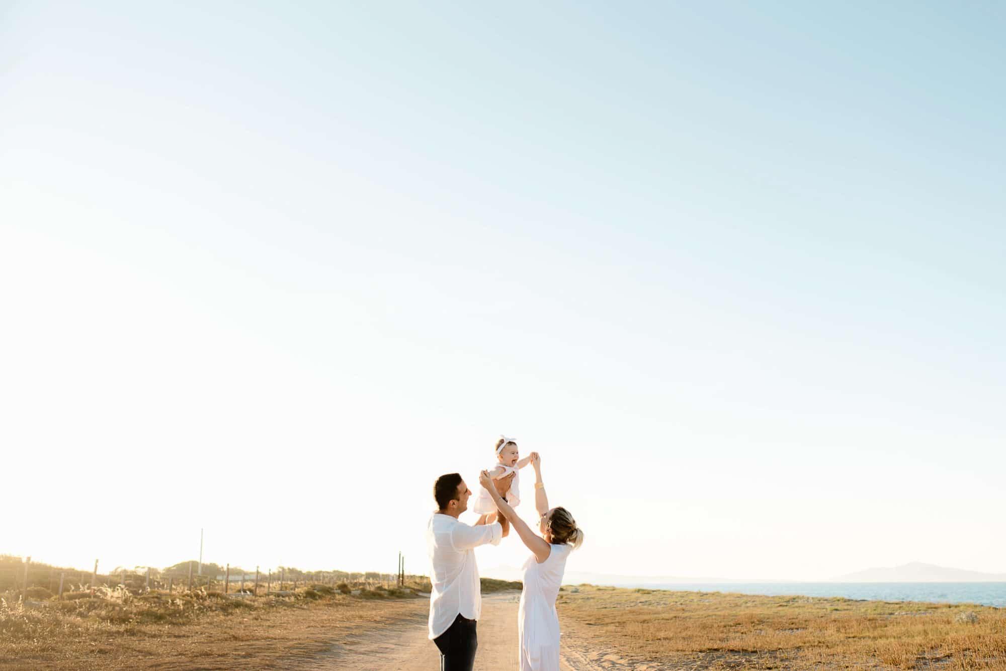 fotografo sassari famiglia
