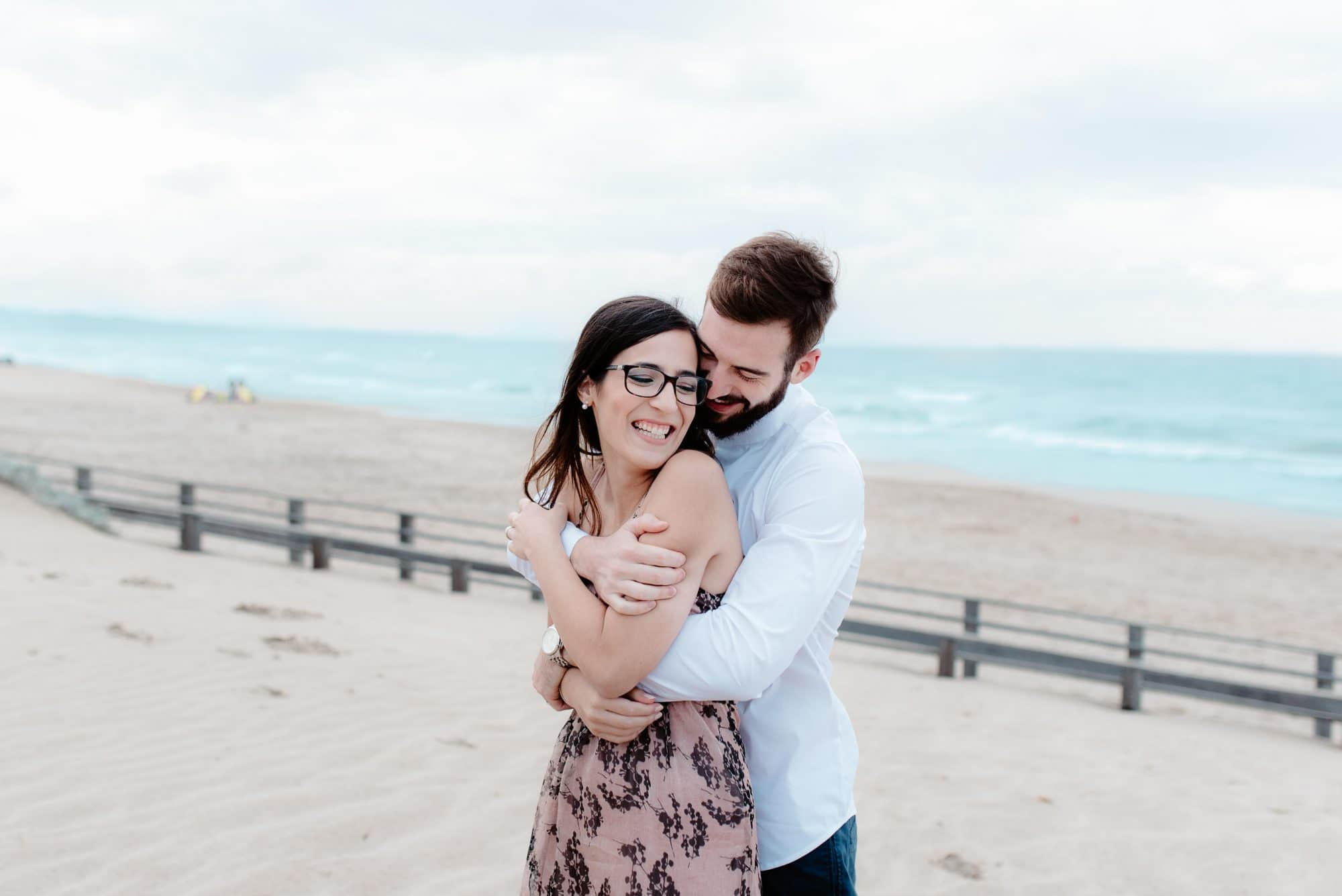 proposta di matrimonio Sardegna spiaggia
