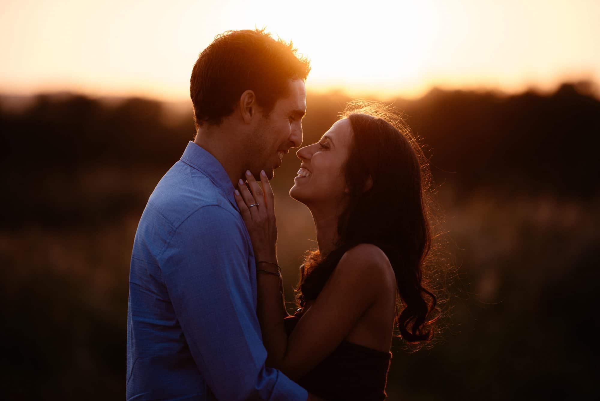 fotografia di fidanzamento sassari