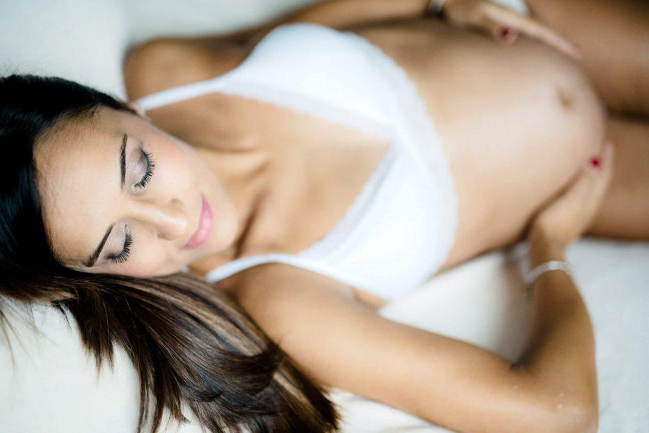 fotografia di gravidanza sassari