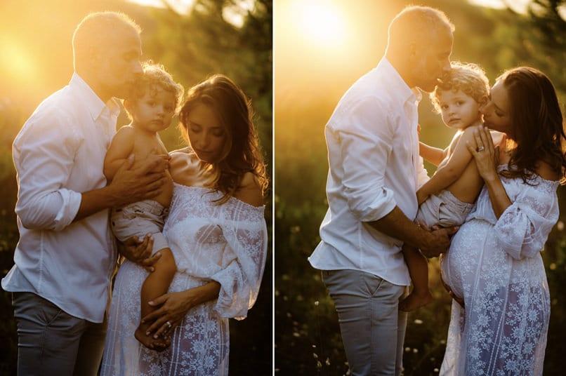 gravidanza foto sardegna
