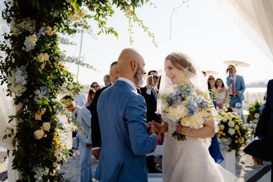 matrimonio in spiaggia sardegna