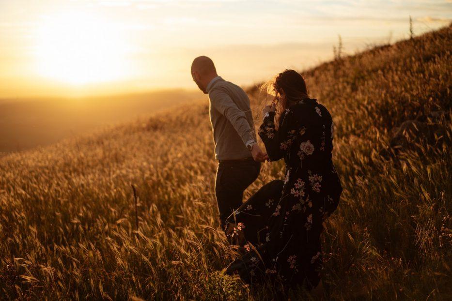 sassari love session sunset