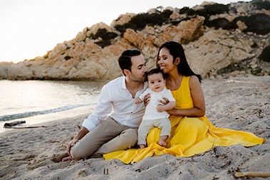 nord sardinia family pictures