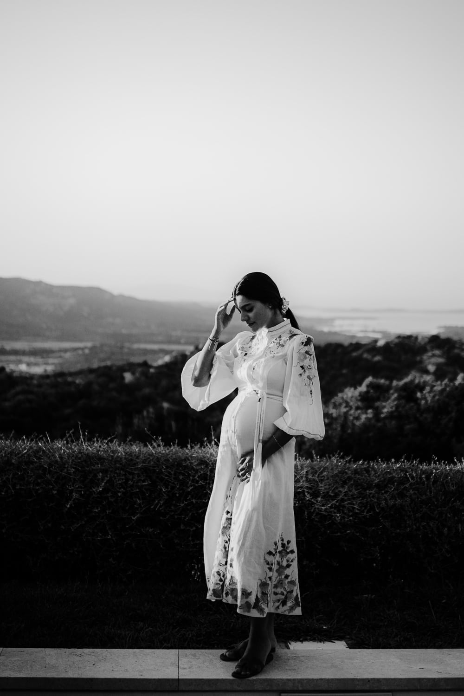 fotografo di gloria piscedda incinta