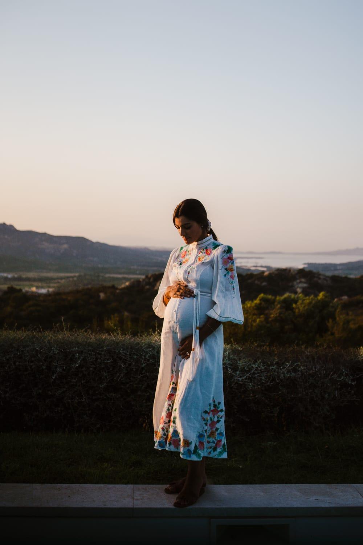 San Pantaleo, Olbia, maternity photographer