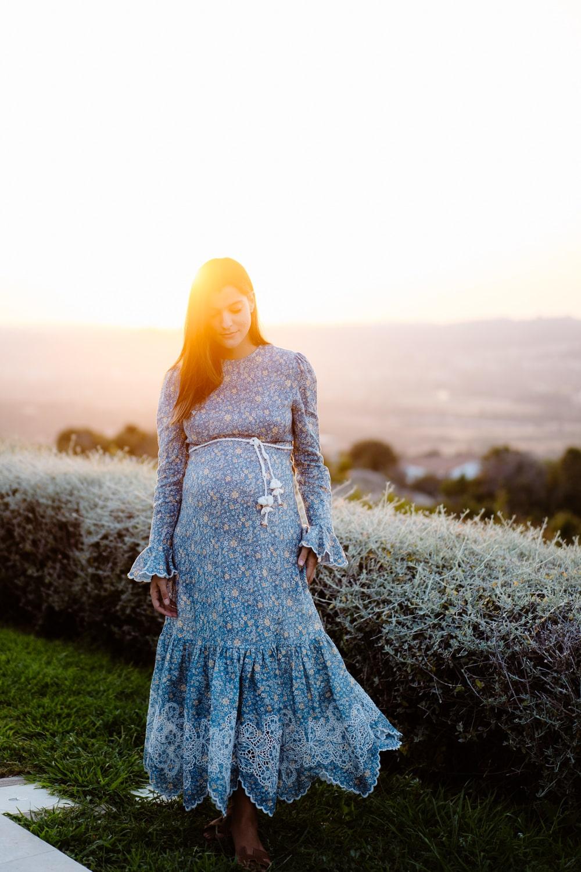 Fotografo gravidanza San Pantaleo