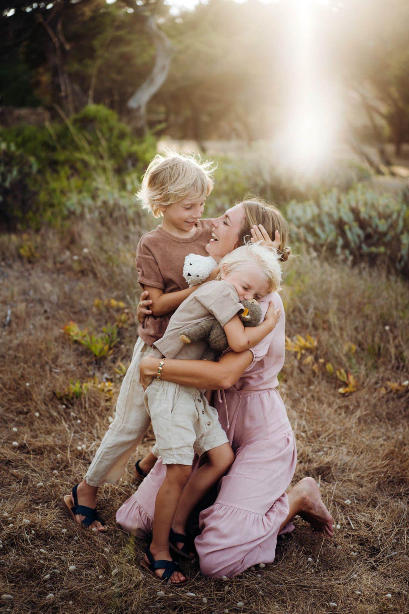 fotografo sardegna famiglia