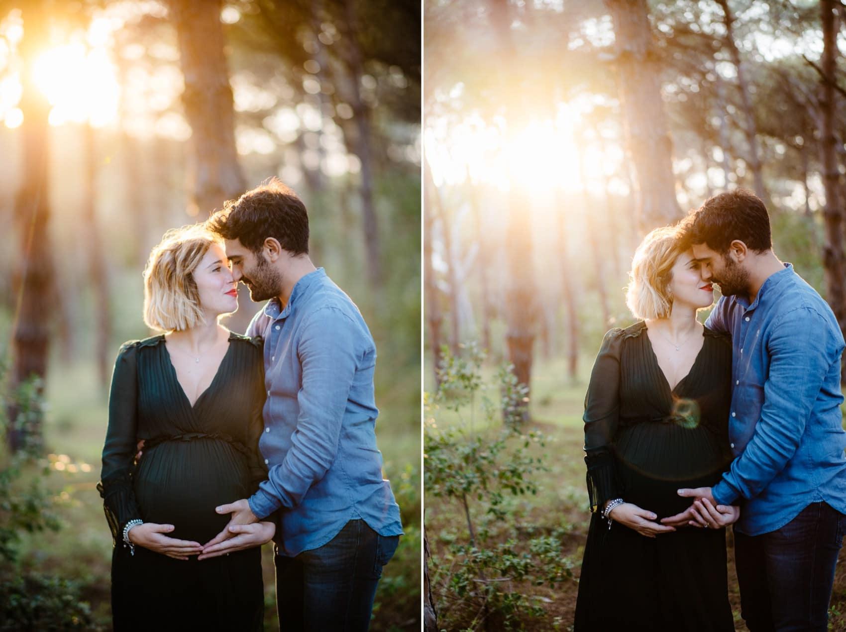 maternità foto a sassari
