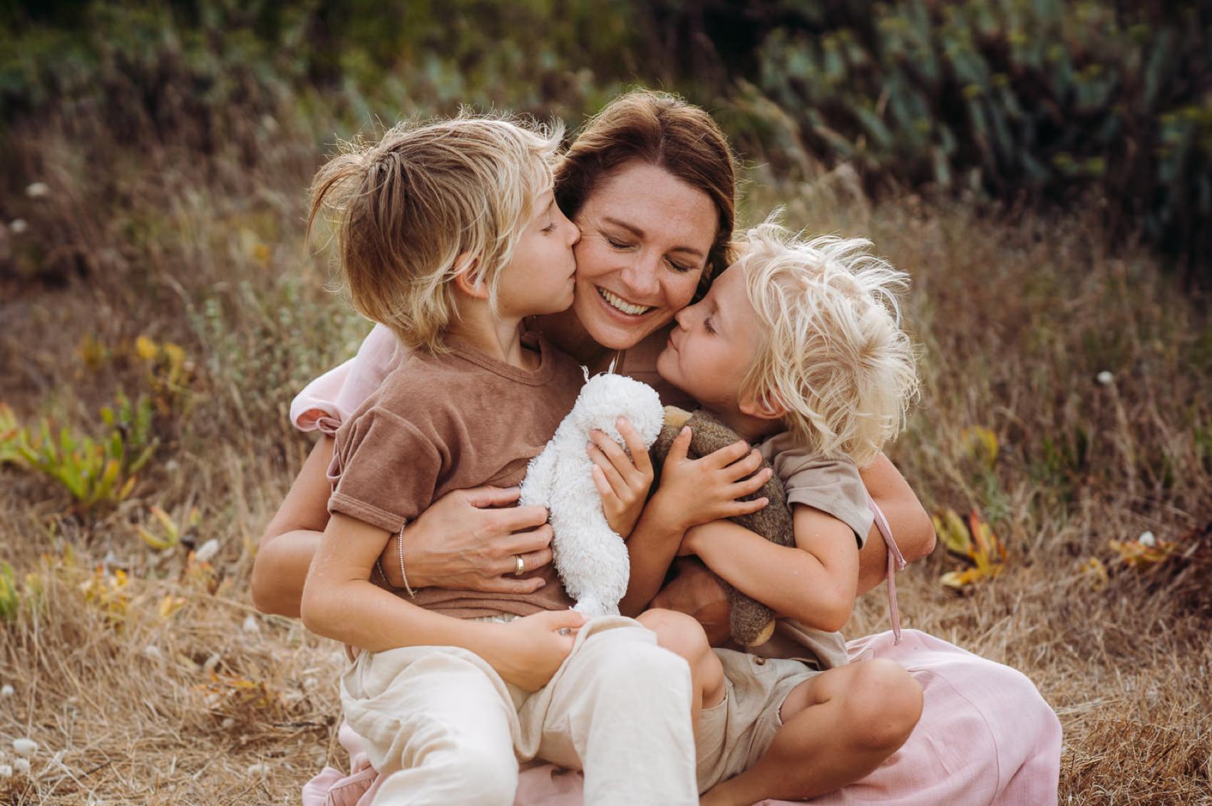 family photo Stintino