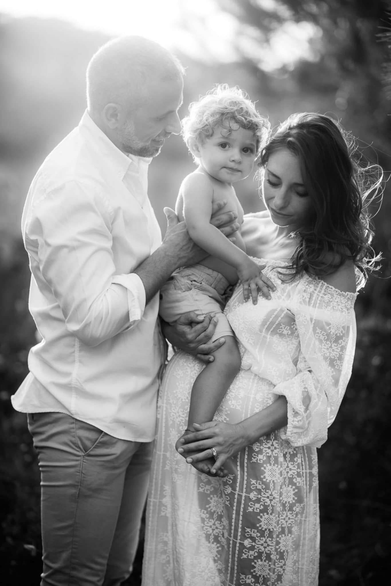 Foto gravidanza sardegna famiglia