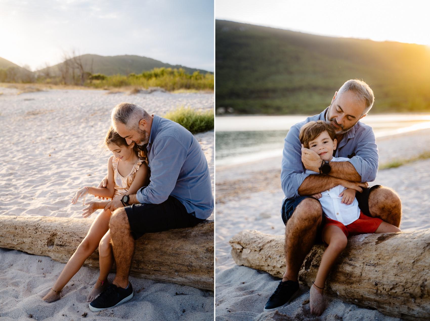 fotografo famiglia spontanee sardegna