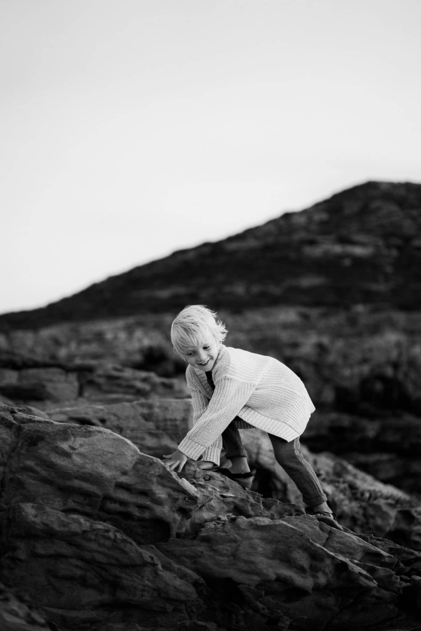 bambino Stintino fotografo