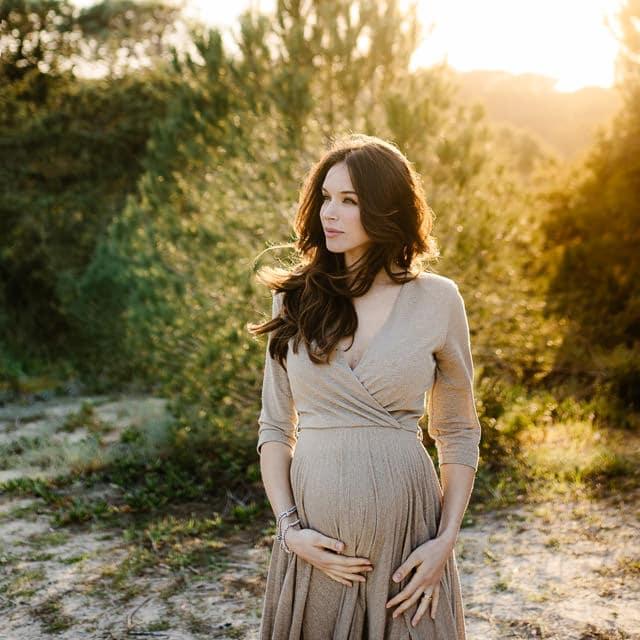 fotografo sardegna gravidanza