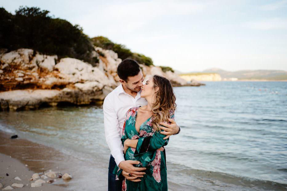 maternity beach alghero