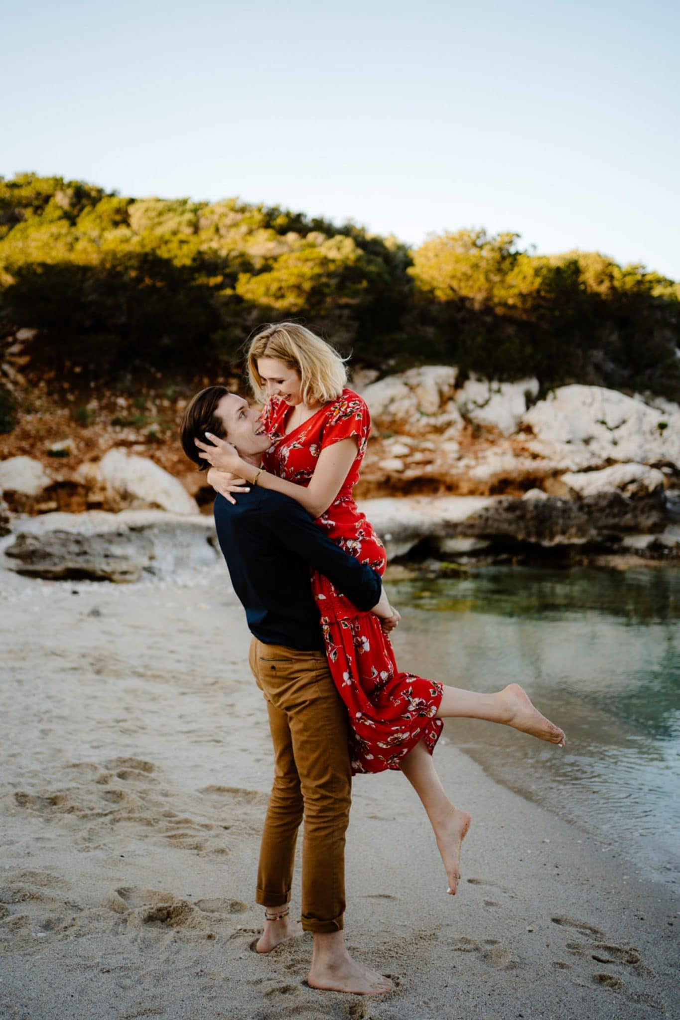 wedding proposal costa Smeralda